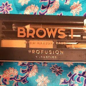 4/$24- PROFUSION COSMETICS- Brows I Eyebrow Makeup